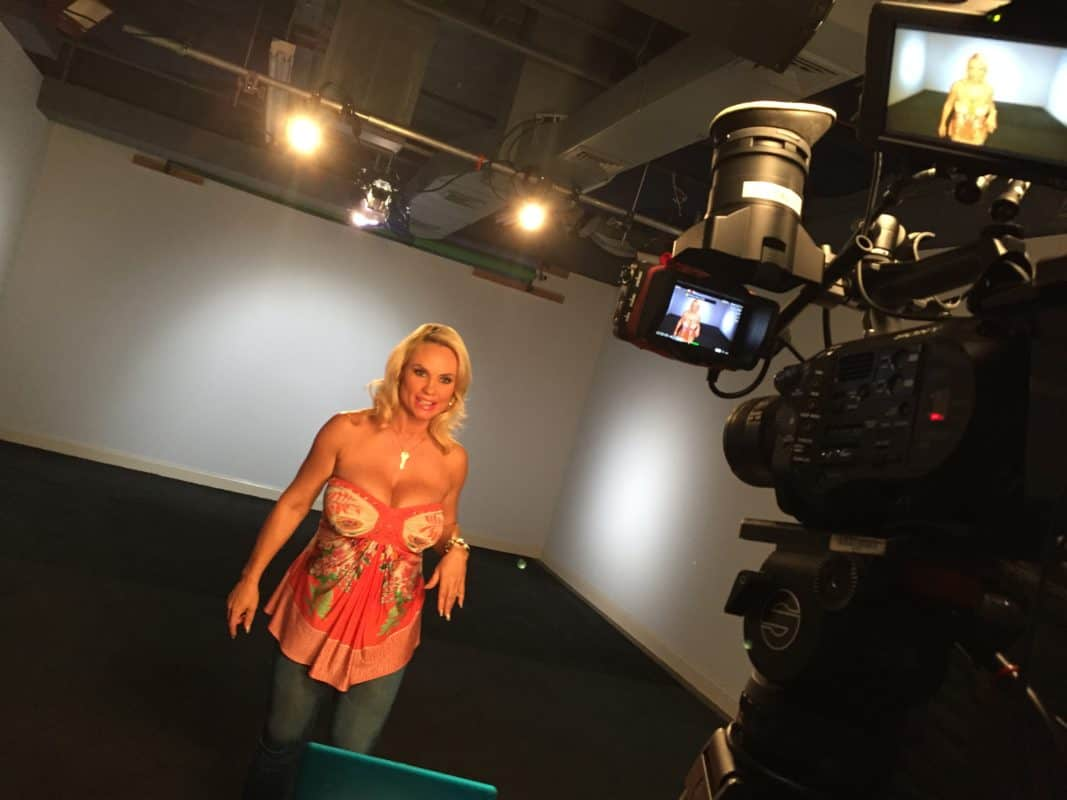 Coco Austin viral video endorsement.