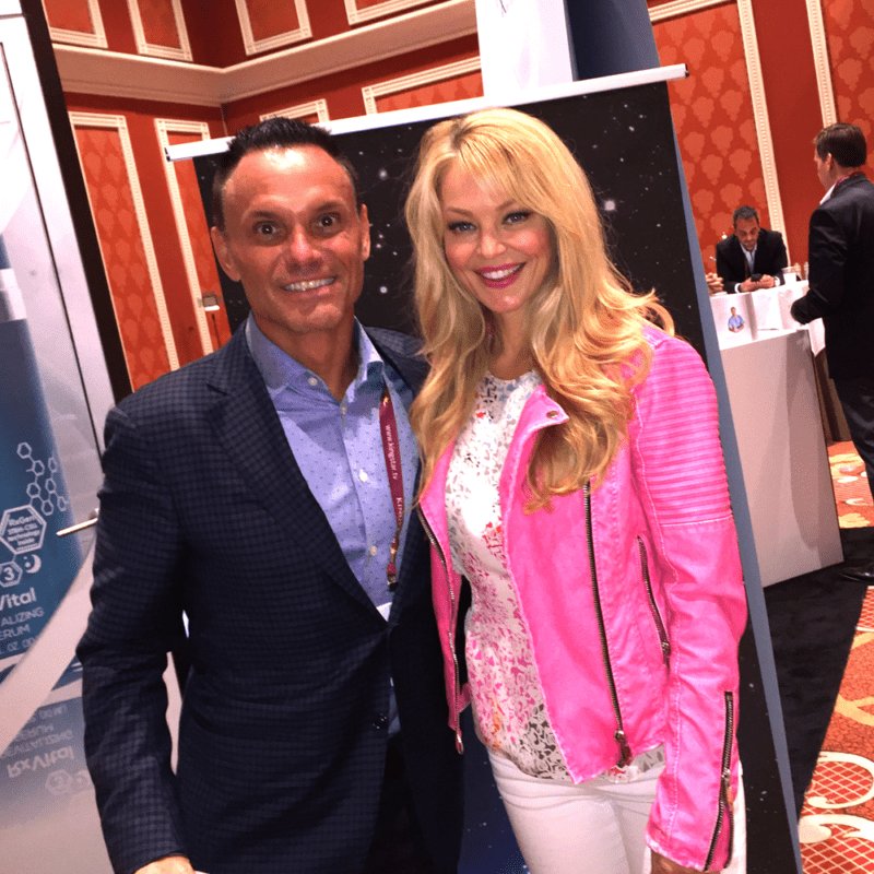 Kevin Harrington & Charlotte Ross