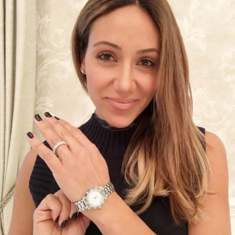 Melissa Gorga Celebrity Social Post