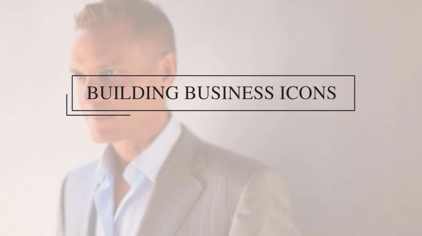 Kevin Harrington's Building Business Icons