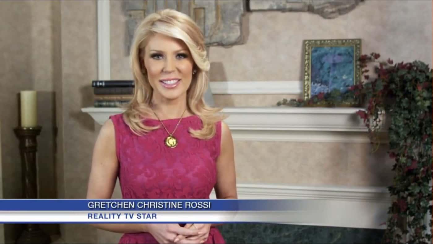 Gretchen Christine for Inance 2 minute spot.