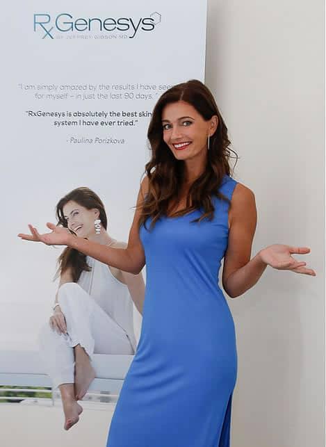 Paulina Porizkova Brand Ambassador
